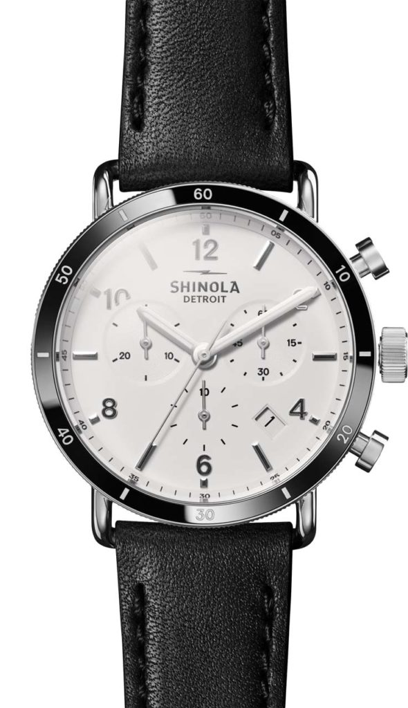 Shinola The Canfield Sport 40mm Subaru (Leonardo)