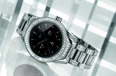 Tag Heuer Connected Full Diamon
