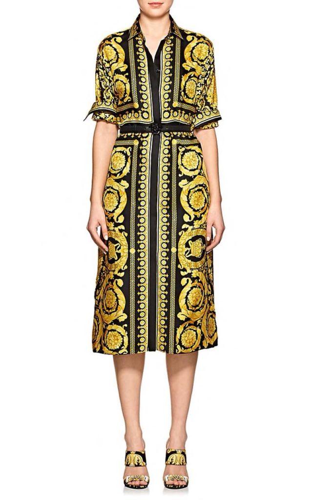Versace Shirtdress $2,950 _1