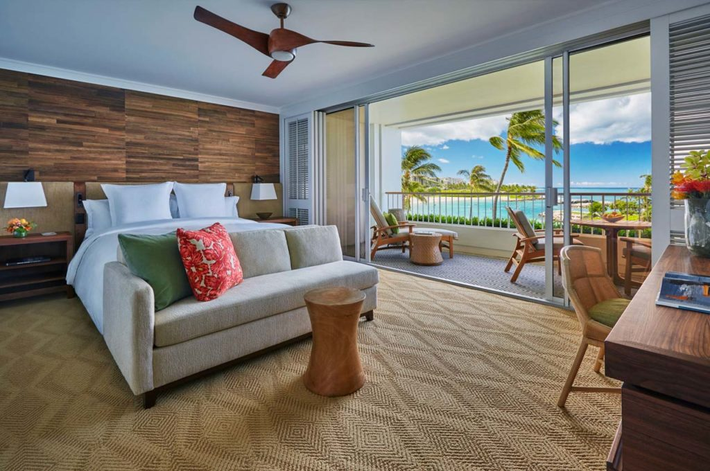 WHERE TO STAY-Four Seasons Resort O'ahu at Ko Olina