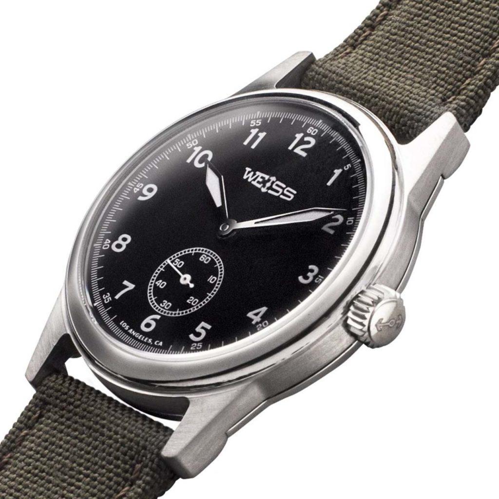 Weiss Standard Issue Field Watch
