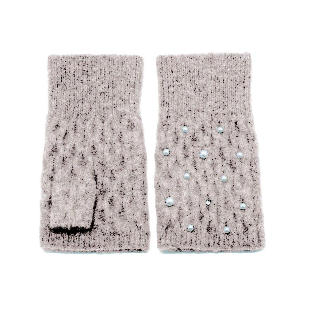 cashmere fingerless gloves - minnie rose_1