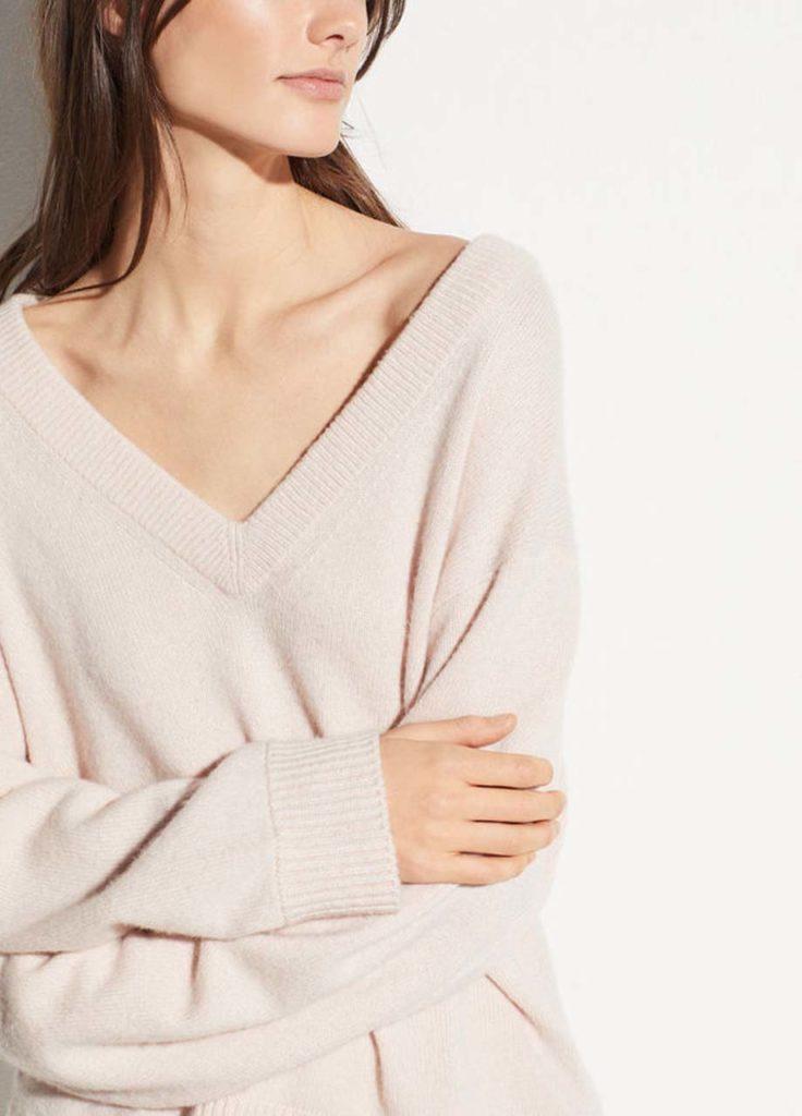 cashmere v neck - vince_1