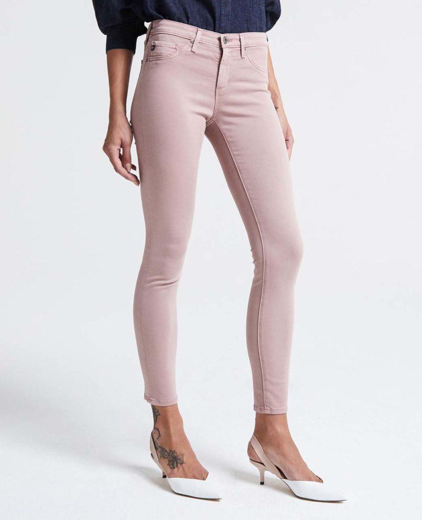 the legging ankle -ag jeans