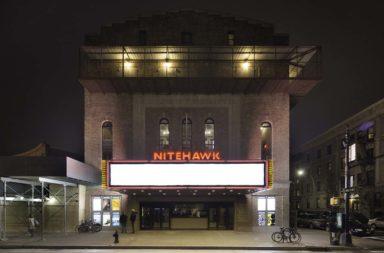 INFO BOX-Nitehawk Prospect Park -The Marquee (Night) - Sakeenah Saleem