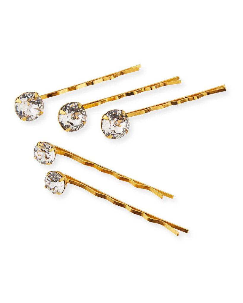 Put a Pin in It-Jennifer Behr Gia Swarovski Crystal Bobby Pins