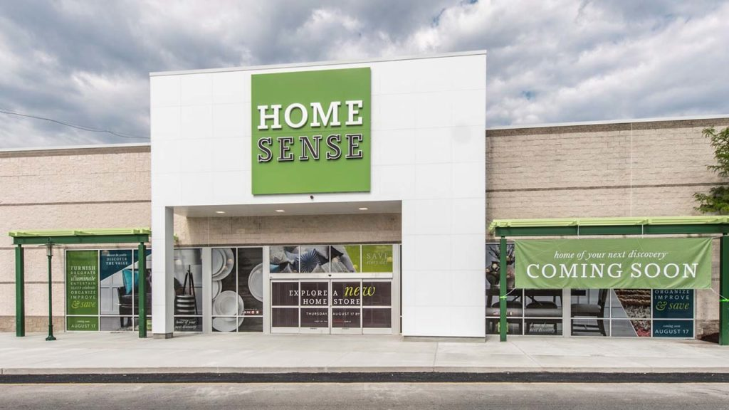 Home Sense & Sierra Trading Post new store fronts - Framingham,