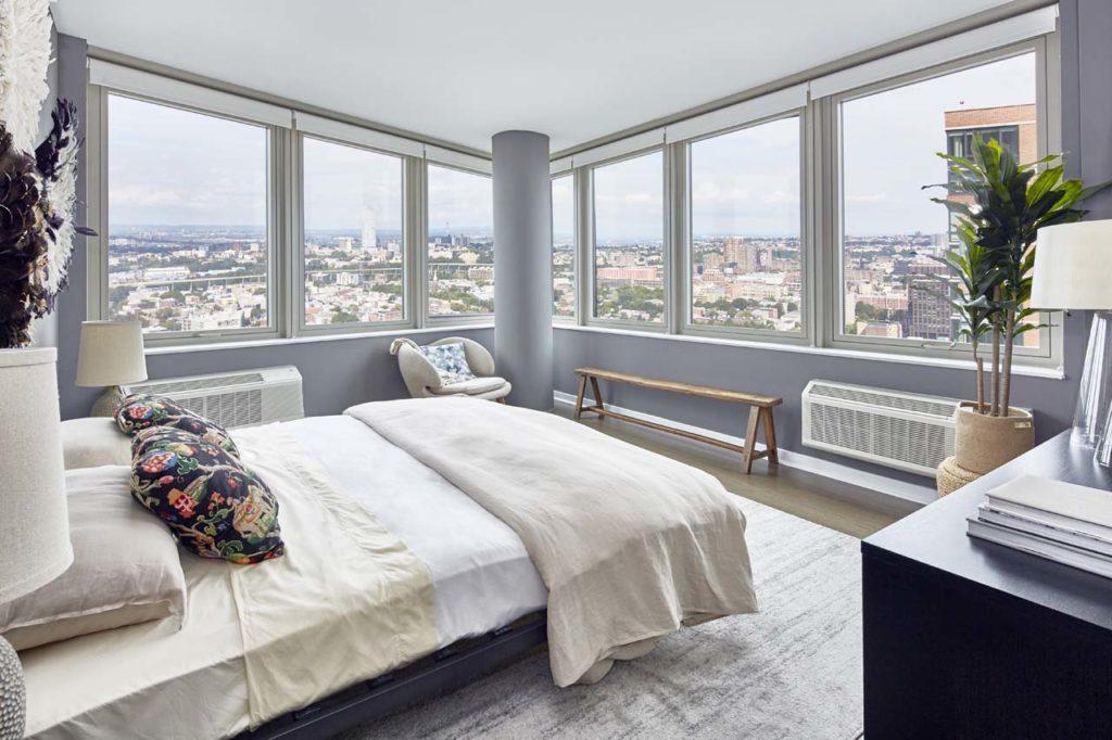 90 Columbus Bedroom