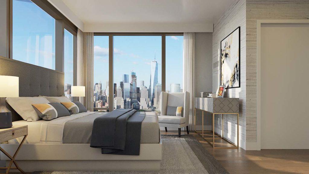 99 Hudson Master Bedroom