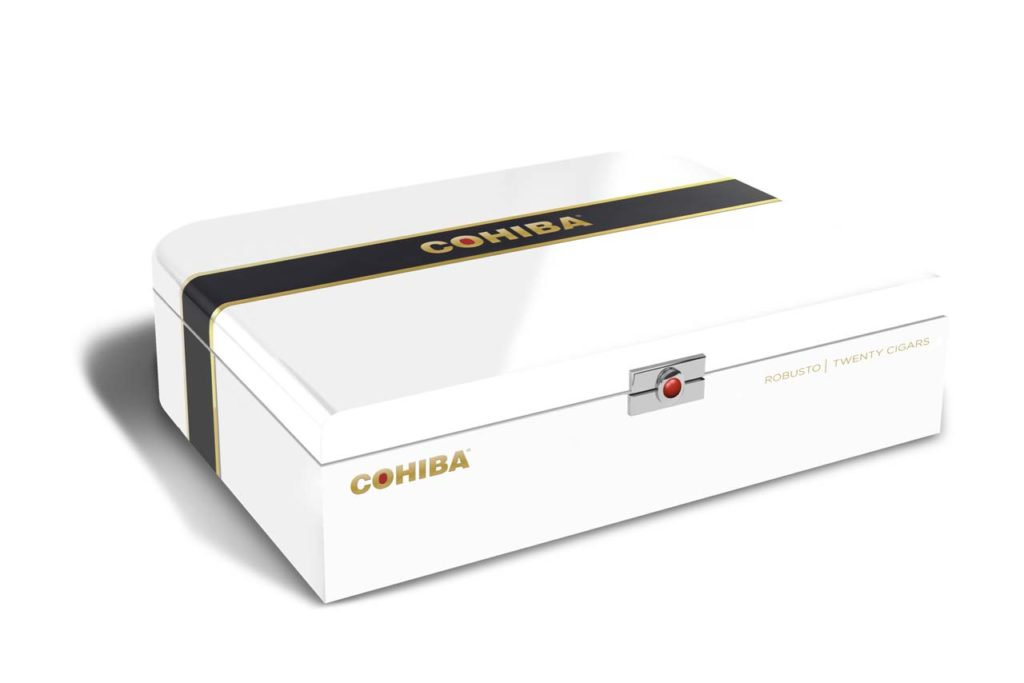 Cohiba Connecticut Arrives! Box