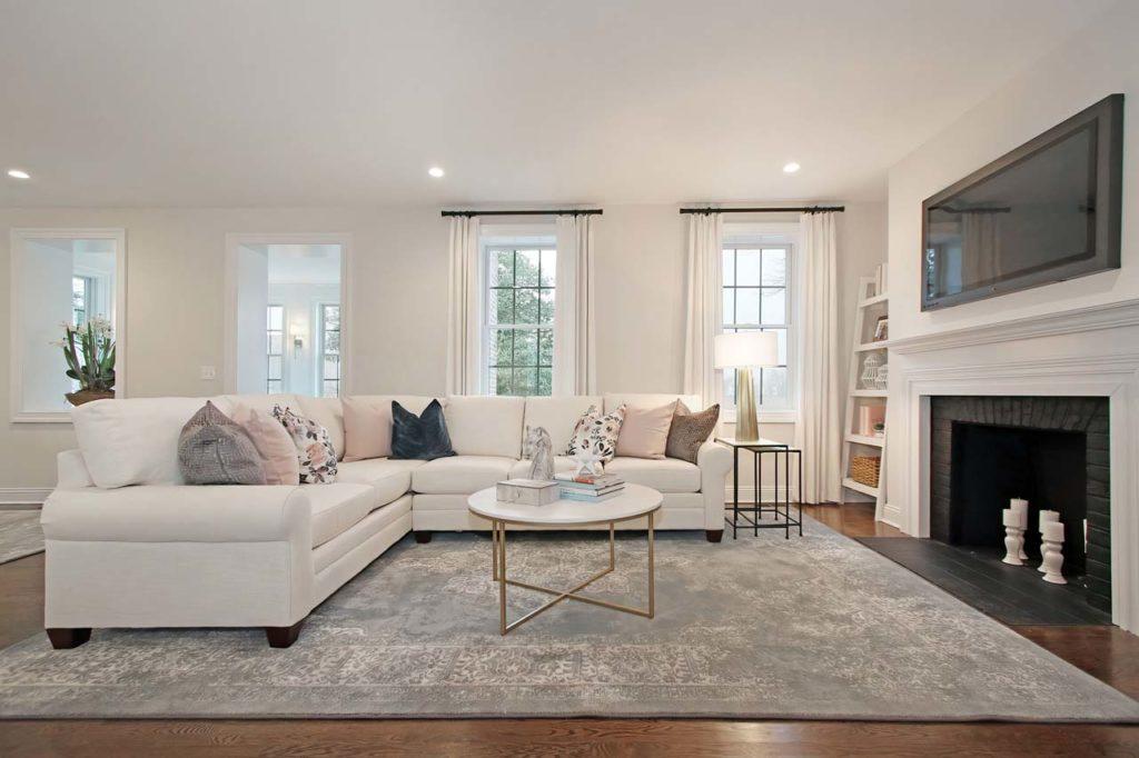 East Gate Duplex Living Room