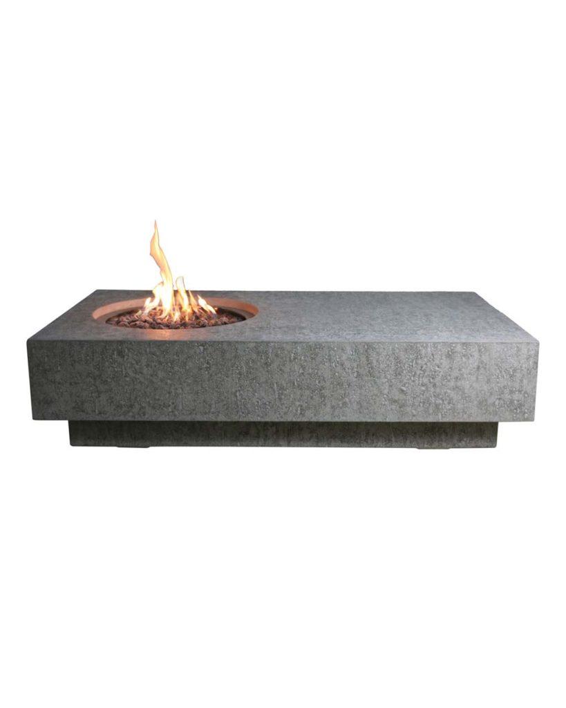 Elementi Metropolis Fire Table $1,680