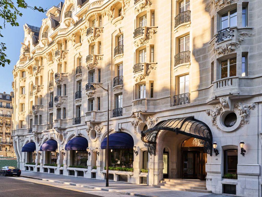 Hotel Lutetia - Façade 3