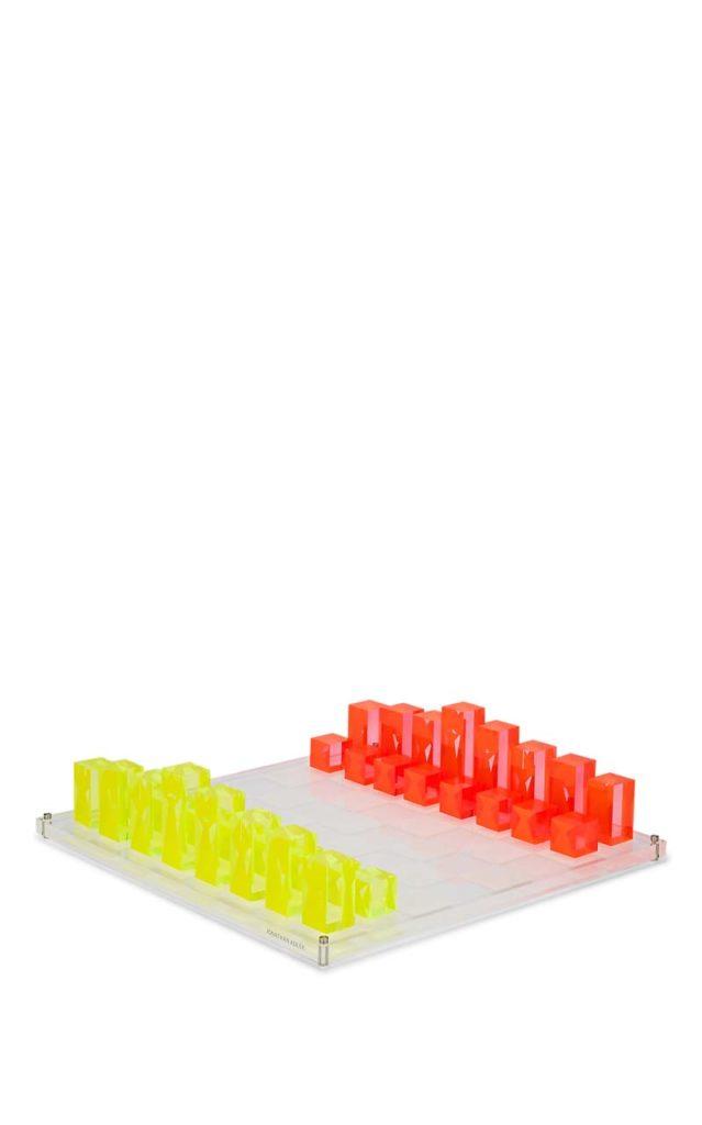 Jonathan Adler Acrylic Chess Set $795_1