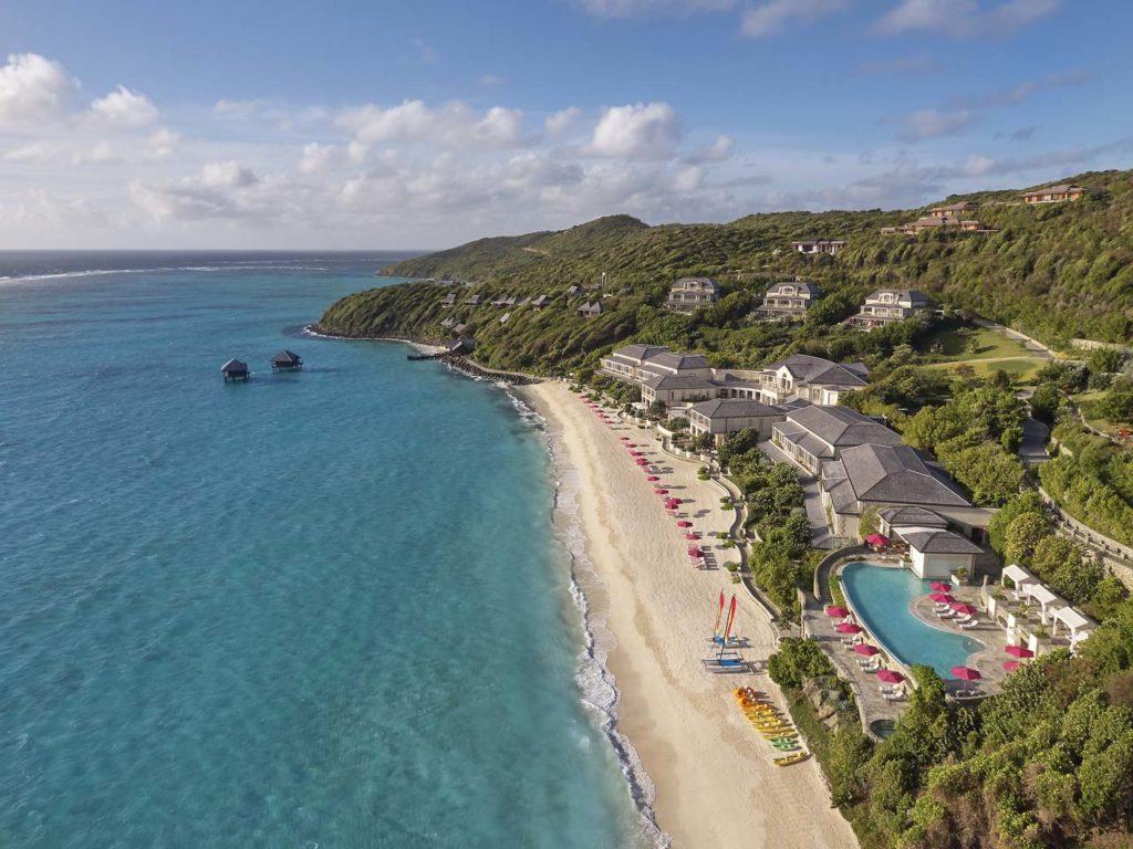 Mandarin Orientalcanouan-hotel-exterior-aerial-01-George Apostolidis