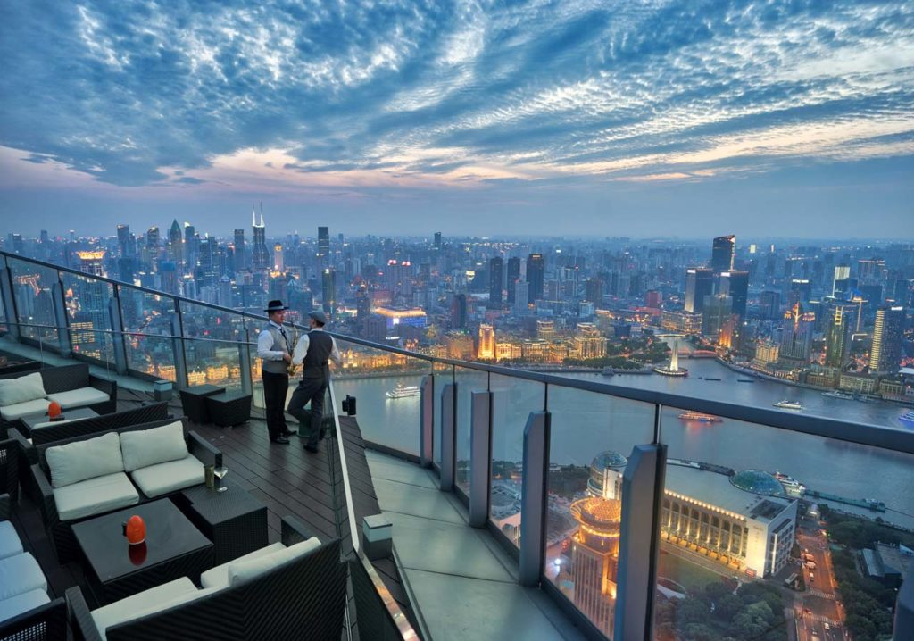 OPENER OPTION 2-The Ritz-Carlton Shanghai-View from Flair Rooftop & Bar (2)