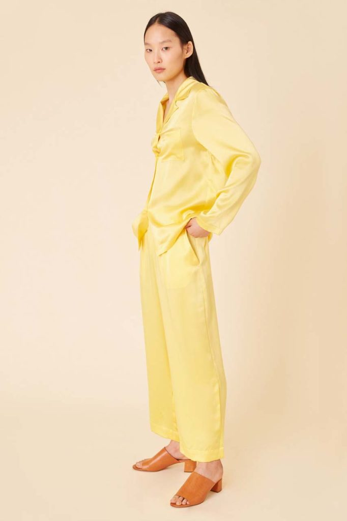 Silk_Charmeuse_Pajama_Shirt_Yellow_Detail_2_960x_1