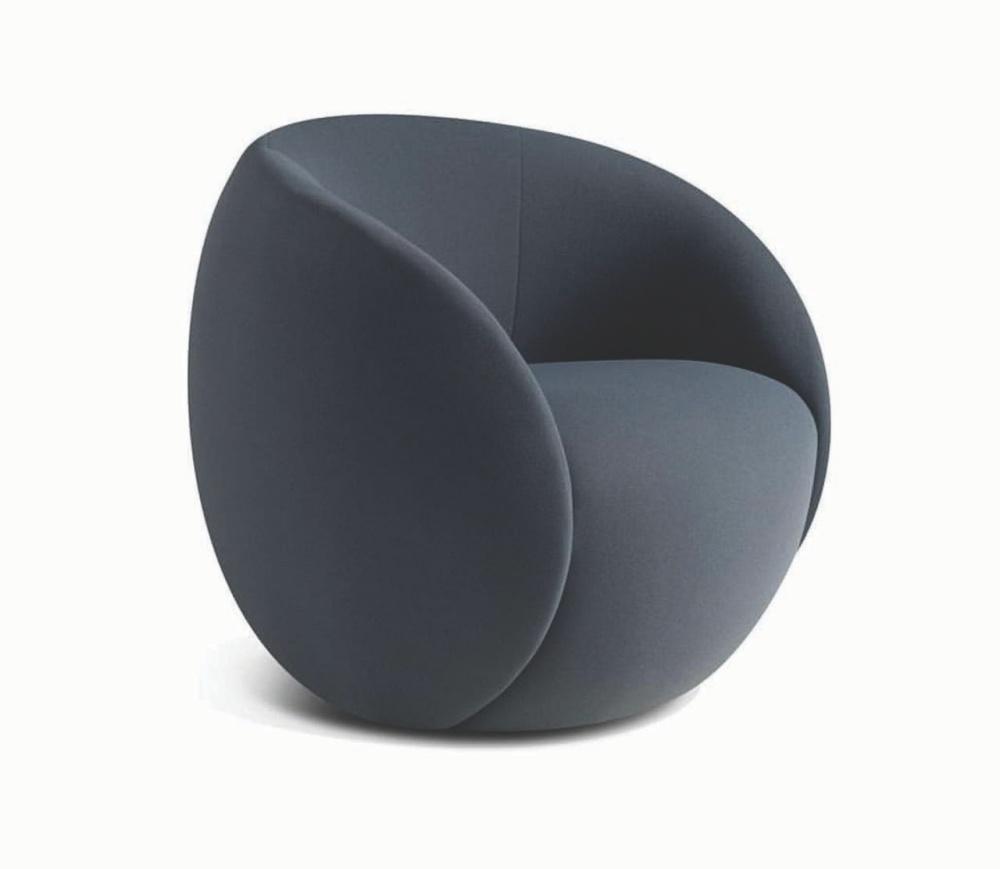 roche-bobois dot armchair