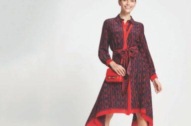 CH CREPE DE CHINE DRESS_1