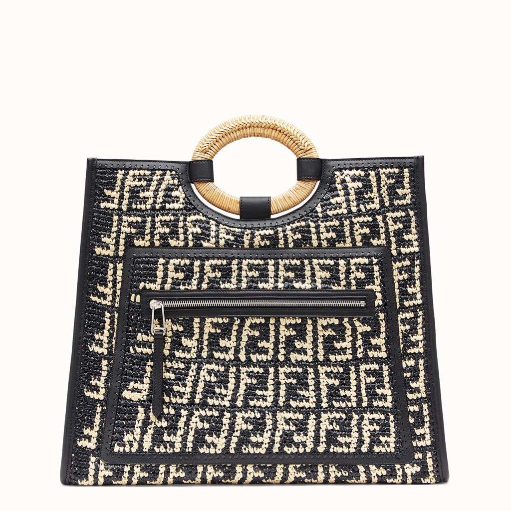 Fendi Runaway Shopper $3,890