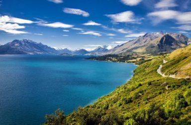 OPENER - LakeWakatipuNewZealand