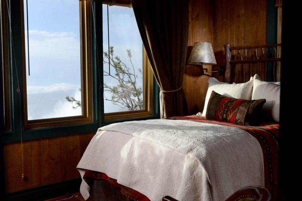 Cloud Camp at The Broadmoor-BWE_CloudCamp_FireTower_Bedroom_1