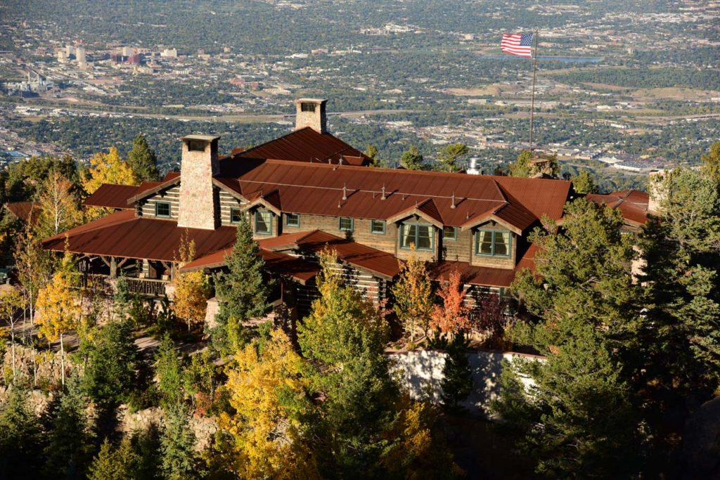 Cloud Camp at The Broadmoor-BWE_CloudCamp_MainLodge_Exterior_5