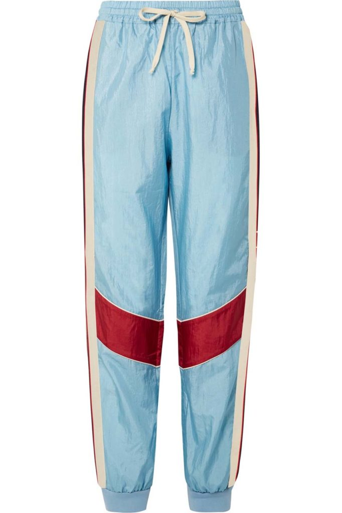 Gucci Paneled Shell Track Pants_1
