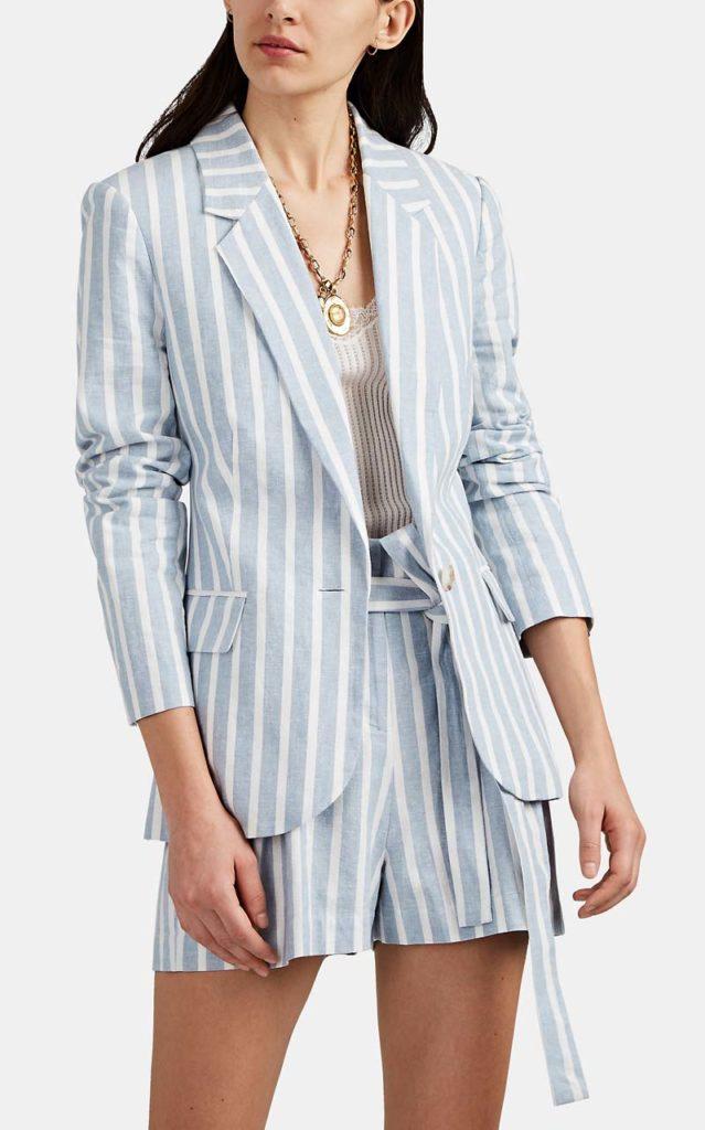 L'Agence Blazer & Shorts_1