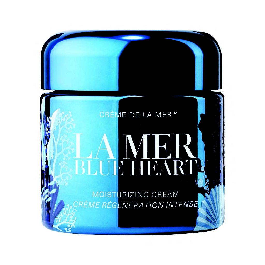 La Mer Limited Edition Blue Heart Crème de la Mer_1