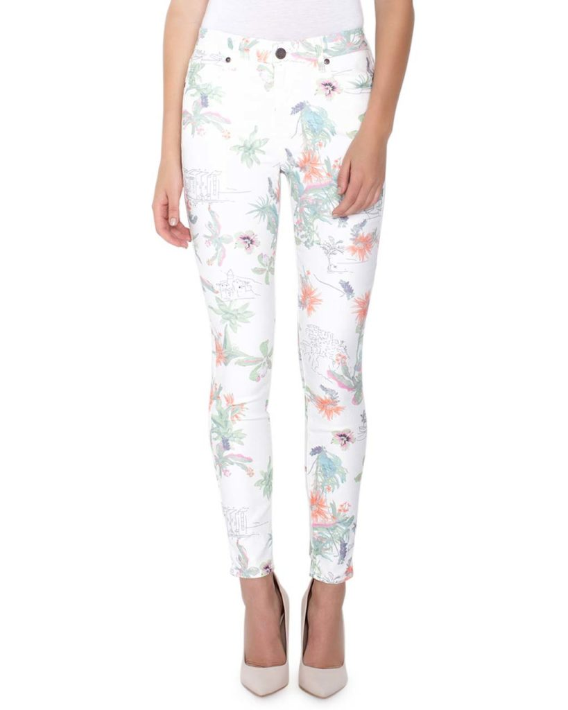 Parker Smith Ava Tropics Skinny Jeans_1