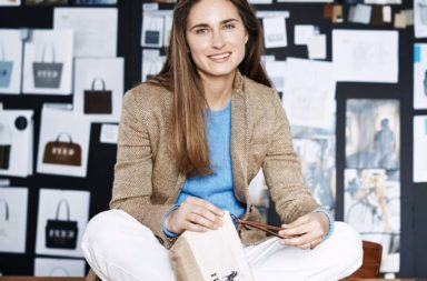 Lauren Bush Lauren photographed by Weston Wells for Ralph Lauren & Feed