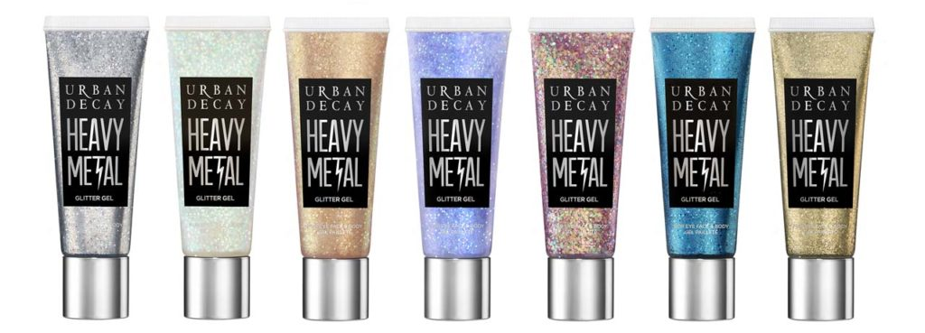 Urban Decay Metal Face & Body Glitter Gel Sparkle Out Loud Collection