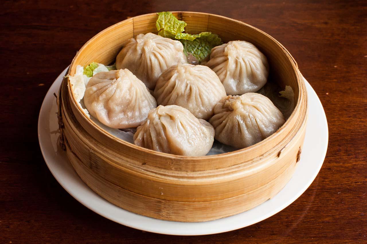 Best Dumplings M Shanghai Bistro & Garden