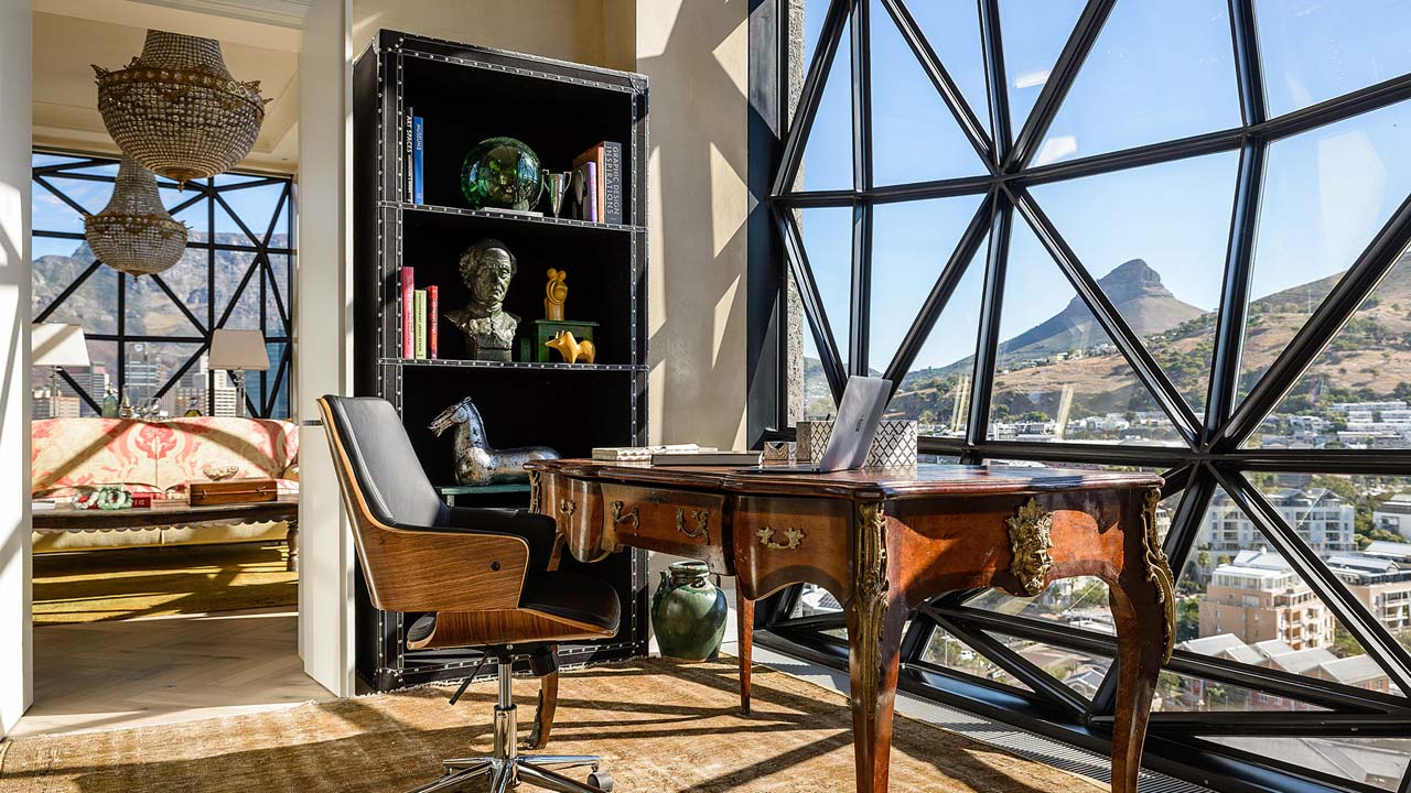 Where to Stay-The Silo Cape Town