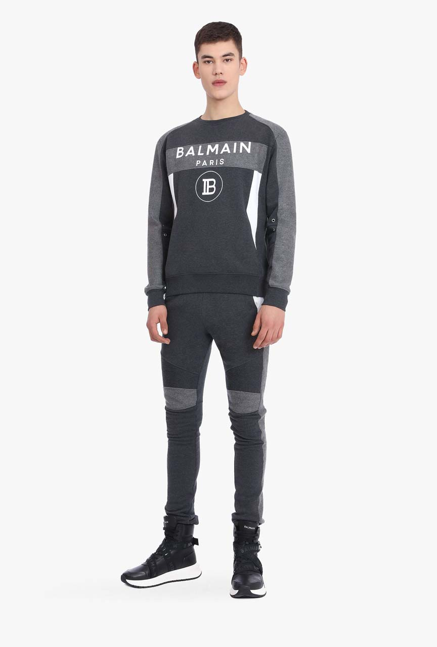 Balmain Matching Sweat