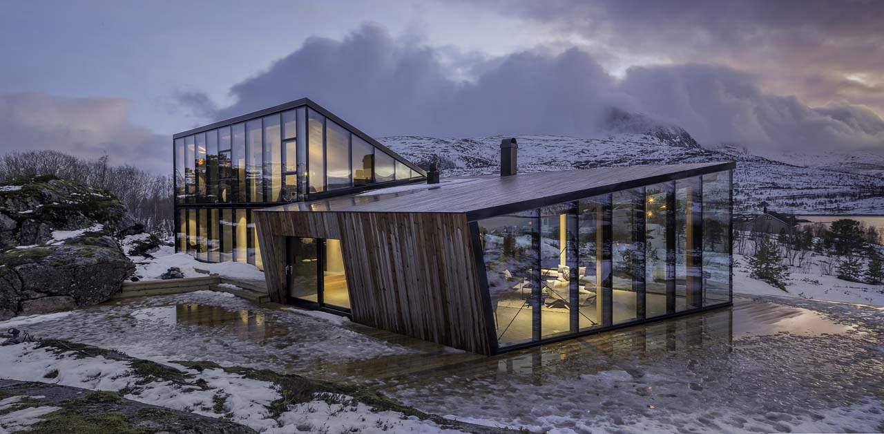 Ejford Retreat Cabin Norway