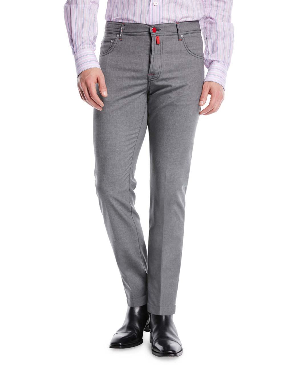 Kiton Wool Pants