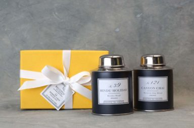 The Herbal Chai Collection_ Bellocq Tea Atelier