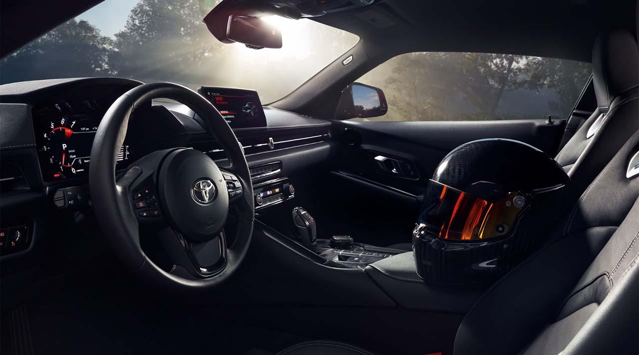 2020-Toyota-Supra-Interior