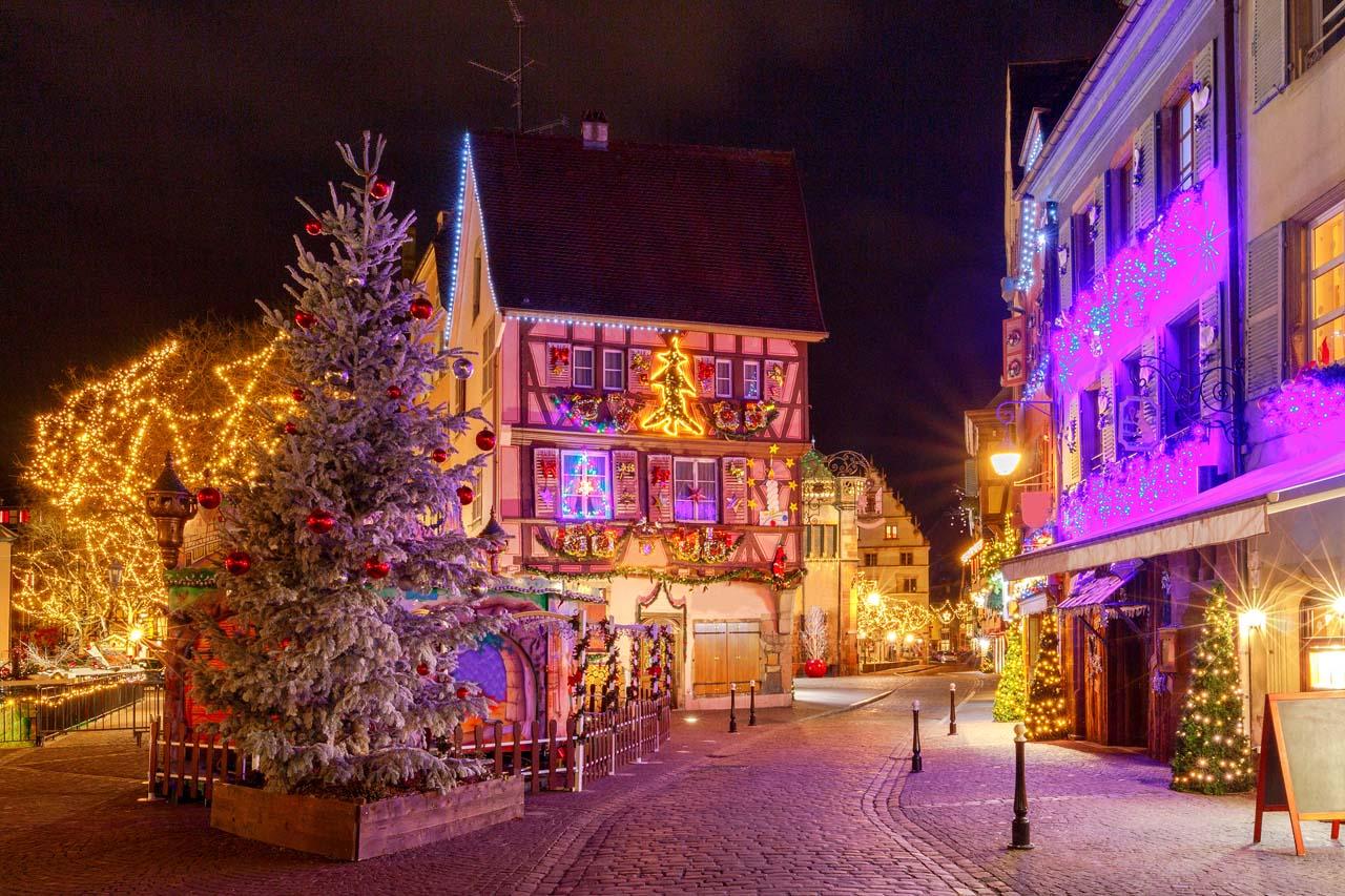 Colmar, France-shutterstock_698520856