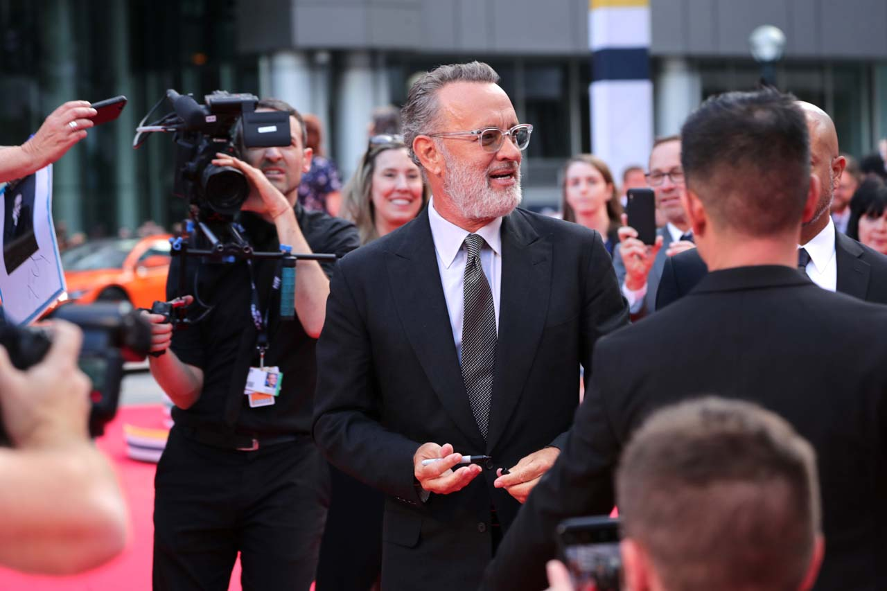 TriStar Pictures A BEAUTIFUL DAY IN THE NEIGHBORHOOD gala premiere at the Toronto International Film Festival, Toronto, Canada - 7 Sep 2019